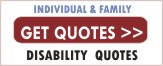 Click for Washington DC Disability income insurance quotes for individuals